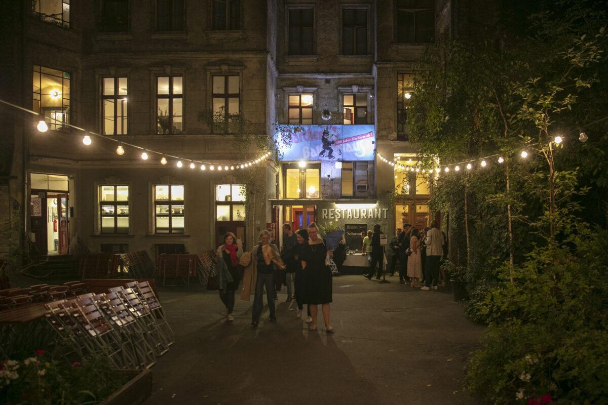 Bröllop i Berlin