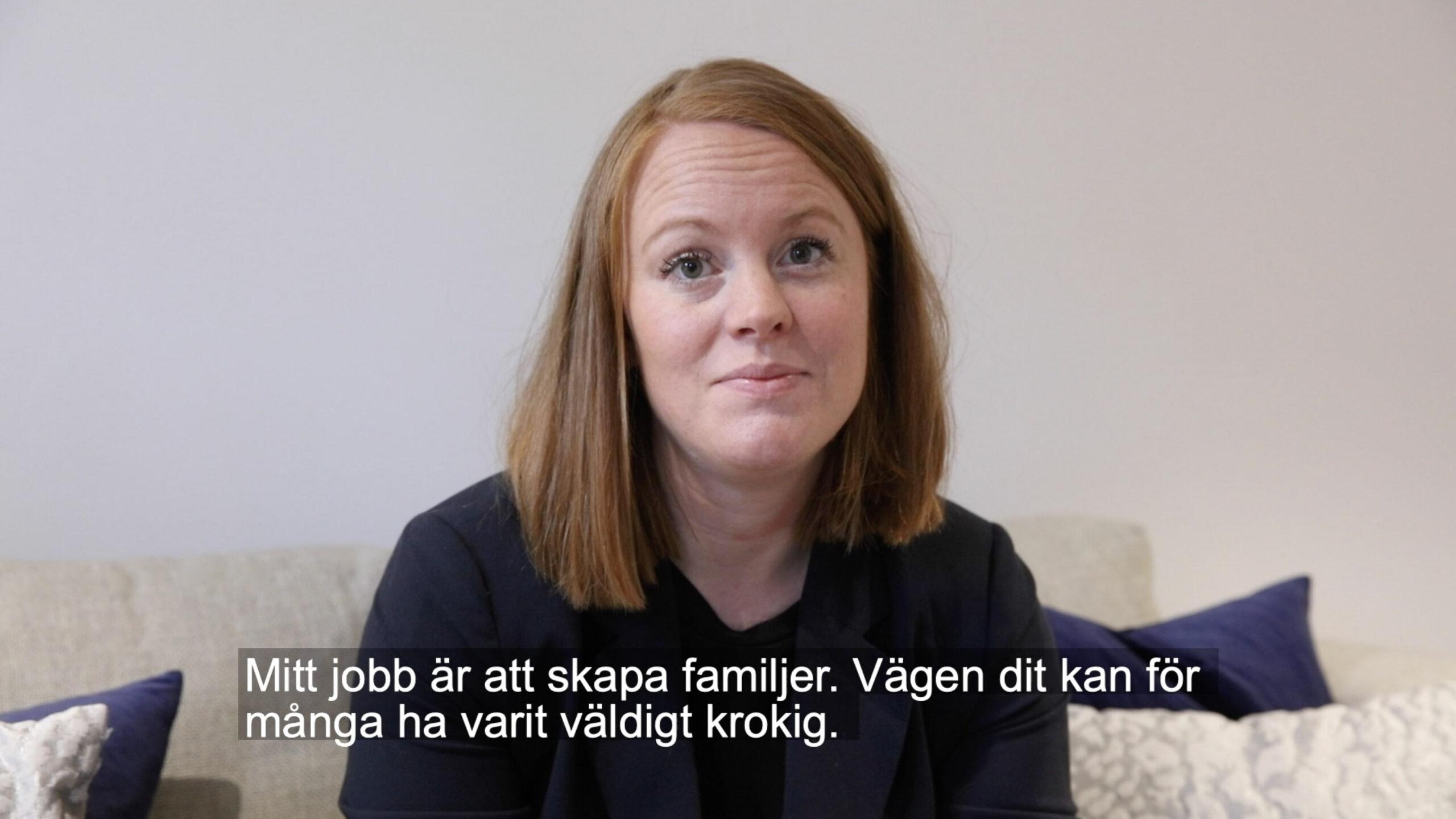 Filmer till Nordic Surrogacy